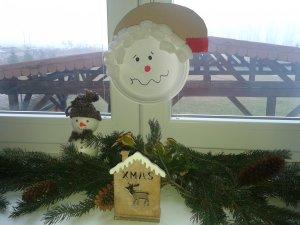 Príprava vianočných ozdôb - Karácsonyi díszek készítése