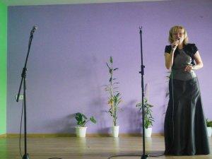 Hudobný program/Zenés műsor Szitás Ida