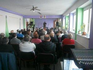 Obecenstvo - Közönség