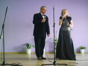 Hudobný program/Zenés műsor Kincses Tibor, Szitás Ida