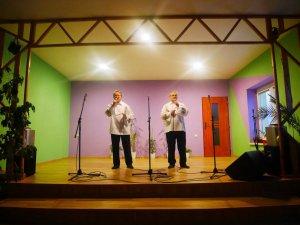 Hudobný program/Zenés műsor Kincses Zoltán, Kincses Tibor
