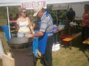 Súťaž vo varení - Főzőverseny