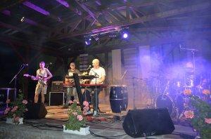 Vystúpenie/Fellépés Gablyasz Band