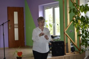 Príhovor predsedkyne kultúrnej komisie - A kultúrkomisszió elnöknőjének köszöntője