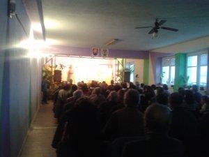 Obecenstvo-Közönség