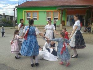 Program detského FS Rozmaringsarj