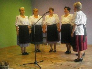 Spevácky a tradicionálny súbor z Čečejoviec-A csécsi éneklő és hagyományőrző csoport