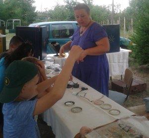 Motolla-Tvorivé dielne/Kézműves foglalkozások